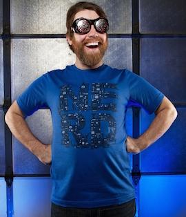 blue nerd