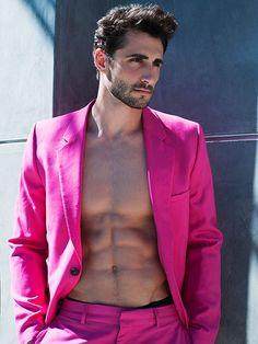 guy pink
